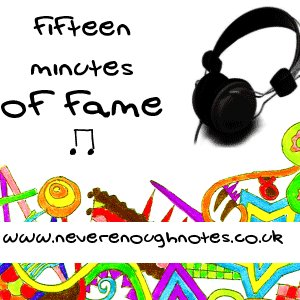 Podcasting // Fifteen Minutes of Fame